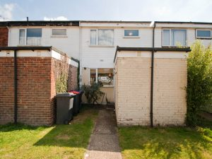 Somner Close, Canterbury, Kent